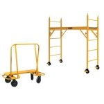 Drywall Carts and Scaffolding