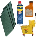 Chemicals & Cleaning Tools