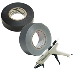 Epoxy, Adhesives, & Tape