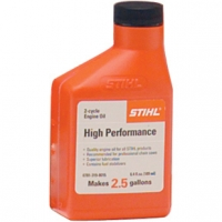 High Performance 2-stroke Engine Oil 6.4oz. (2.5gal Mix)