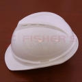 Advanced Vented 4-Point Fas-Trac Suspension Cap (White)