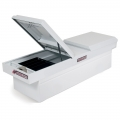 Truck Box King Size Double Lid White
