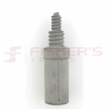 Replacement Male End Fitting For Model AH63P 1-3/4""