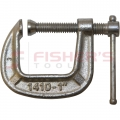 "Adjustable ""C"" Clamp 1 Inch"