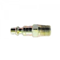 "Brass 1/4"" Male Body Connector (3/8"")"