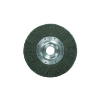 "Crimped Wire Wheel (6"" X 5/8""-1/2"")"