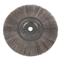 "Crimped Wire Wheel (8"" X 5/8"")"