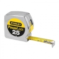 "PowerLock Tape Rule 1"" x 25' Blade"