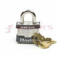 Laminated Padlock #3 (Keyed Alike #A3210)