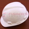 Standard Cap w/Staz-On Suspension (White)