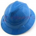 Fullbrim Helmet w/Fas-Trac Suspension (Blue)