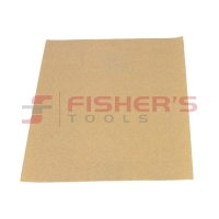 "9"" Garnet Sanding Sheets Wood - 120C Grit"