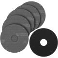 "H&L 2 Piece Paper Drywall Pad Kits with 5 Abrasive Discs - 9"" (80G)"
