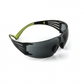 SecureFit Protective Eyewear with Gray Anti-Fog lens