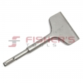 "Wide Chisel for SDS Plus Shank (7"" x 3"")"