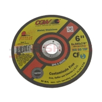 Quickie Cut Extreme Contaminate-Free Type 1 Cut-Off Wheel 6""