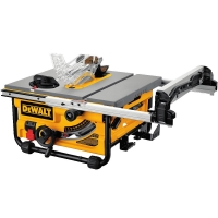 "Compact Job Site Table Saw with Site-Pro Modular Guarding System (10"")"
