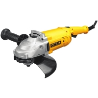 "Angle Grinder with 4HP 6,500 RPM Motor (9"")"
