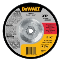 "XP Ceramic Metal Grinding Wheels Type 27 (7"")"