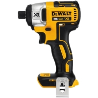 "20V MAX XR Lithium Ion Brushless 1/4"" Impact Driver (Tool Only)"
