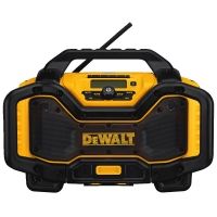 Bluetooth 20V Charger Radio with AC Outlets