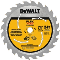 "Flexvolt Circular Saw Blade 7-1/4"" (24 Teeth)"
