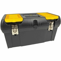 Series 2000 Toolbox With Tray, 19 Inch