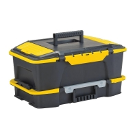 Click 'n' Connect 2-in-1 Toolbox 19""