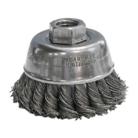 Knot Cup Brush 4""
