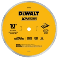 Wet Cutting Continuous Rim Saw Blade 10""