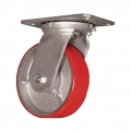 Poly Caster with Swivel Base (1000lb Capacity)