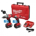 M18 FUEL 2-Tool Combo Kit with ONE-KEY