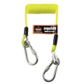 Coiled Cable Tool Lanyard