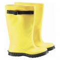 Yellow Slicker Overboots (Size 14)