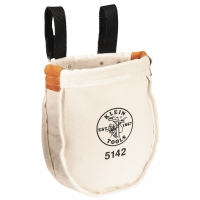 Canvas Utility Bag - Pocket