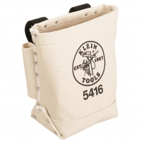 Bull-Pin and Bolt Bag - Canvas