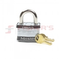 Laminated Padlock #5 (Keyed Alike #A1384)