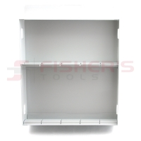 "Steel Divider Tray 26.5"" x 14.625"" (White)"
