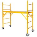 "Perry 6' x 6' Scaffold with 5"" Casters"