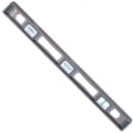 True Blue Heavy Duty Aluminum I-Beam Level 24 in