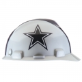 Standard V-Gard NFL Cap w/1-Touch Suspension (Cowboys)