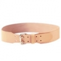 "Tapered Leather Work Belt (35"" - 40"")"