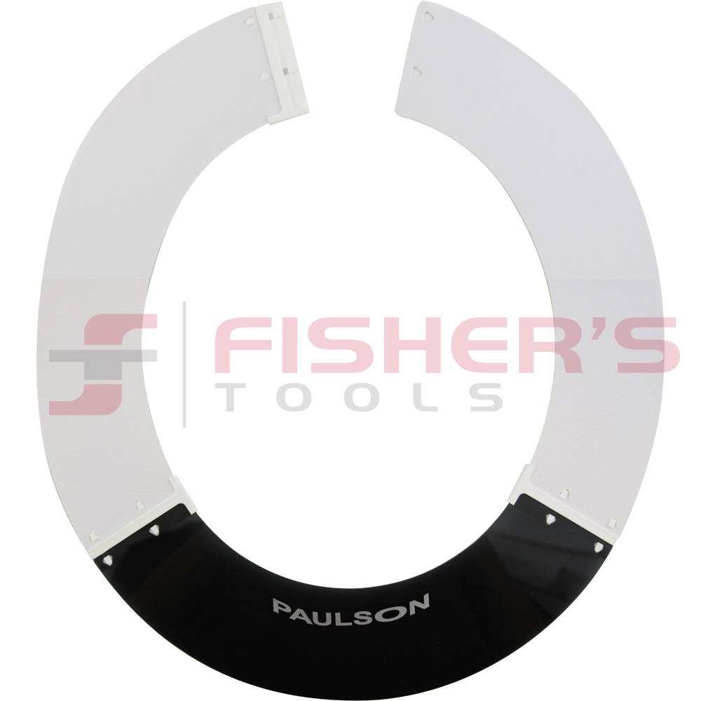 Paulson A-S4-F Hat Sun Shield For Fibre Metal Hard Hats ... 2175d1a137c