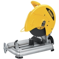 Chop Saw w/ Quick-Change Keyless Blade Change System 14""
