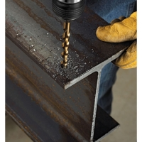 Cobalt Pilot Point Drill Bit 3/8""