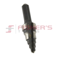 "3/8"", 1/2"" Step Drill Bit (2 Hole Sizes)"