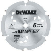 Portable HardiPlank (R) Fiber Cement Saw Blade 7-1/4""