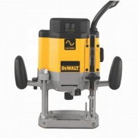 Heavy-Duty 3 HP (Max. motor HP) VS Electronic Plunge Router