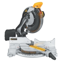 Heavy-Duty Single Bevel Compound Miter Saw 12""