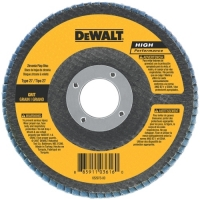 "High Performance Type 27 Flap Disc 4-1/2"" x 5/8""-11 40g"